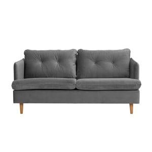 Dagna világosszürke háromszemélyes kanapé - HARPER MAISON