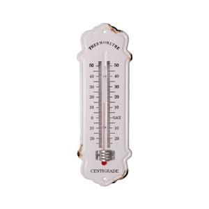 Classic fehér fali hőmérő - Antic Line