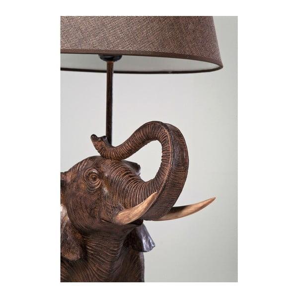 Safari barna asztali lámpa - Kare Design