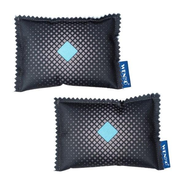 Indicator szagelnyelő zsák, 2 x 350 g - Wenko