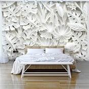 Alabaster Garden nagyméretű tapéta 400 x 280 cm - Bimago