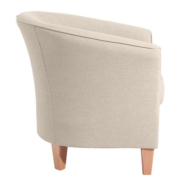 Livia Beige bézs színű fotel - Max Winzer