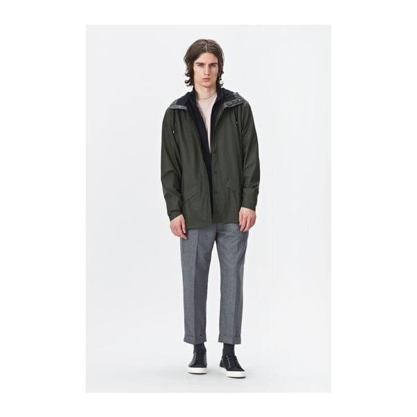 Jacket sötétzöld uniszex kabát nagy vízállósággal, méret: L / XL - Rains