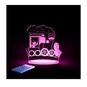 Train LED éjjeli lámpa gyerekeknek - Aloka
