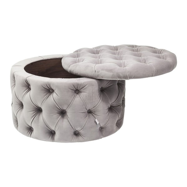 Desire szürke ülőke, tárolóhellyel - Kare Design