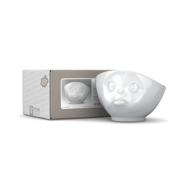 Fehér durcás tál - 58products