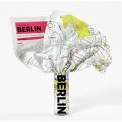 Berlin gyűrhető turista térkép - Palomar