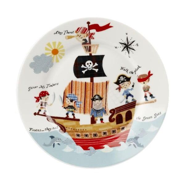 Pirates csontporcelán gyerek étkezőkészlet - Churchill China