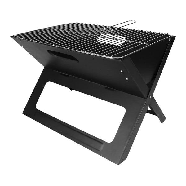 Holly faszenes fekete grillsütő - Fieldmann
