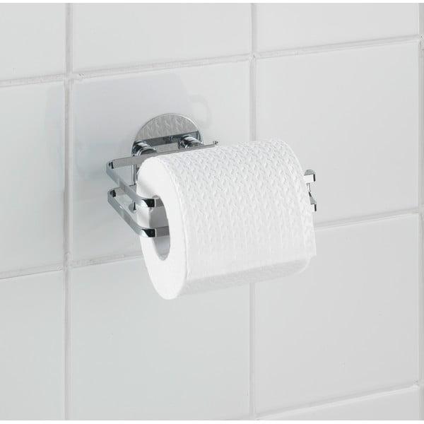 Turbo-Loc öntapadós WC-papír tartó, 11 x 13,5 cm - Wenko