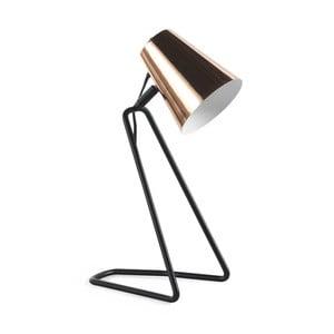 Line rézszínű asztali lámpa - Geese