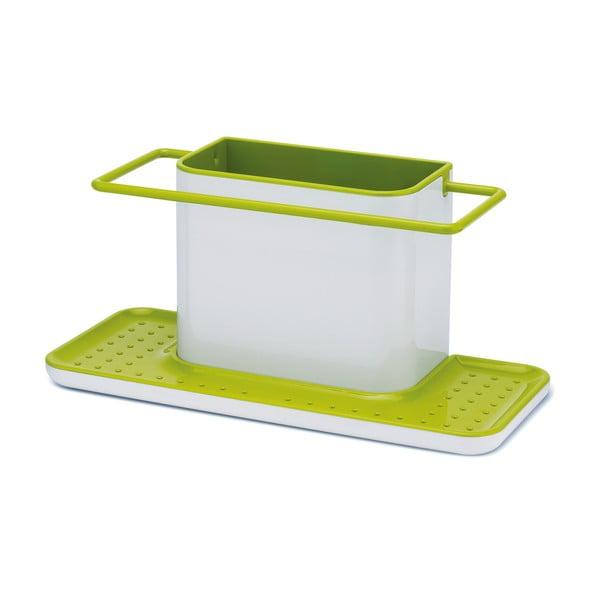Caddy Large zöld állvány mosogató eszközökhöz - Joseph Joseph