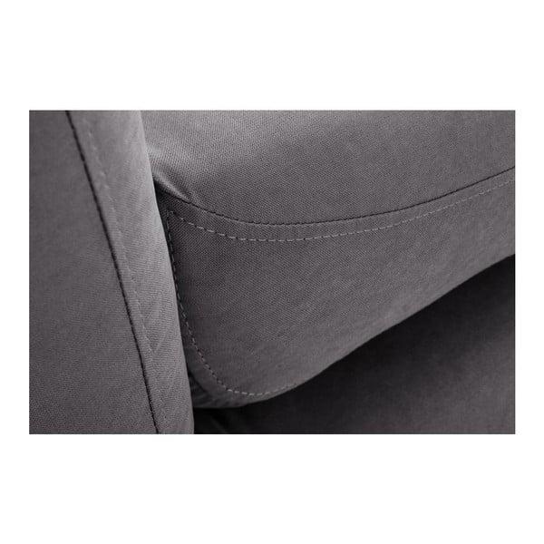 Sötétszürke kétszemélyes kanapé - Scandi by Stella Cadente Maison