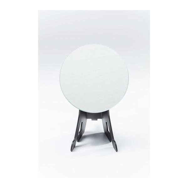 Kare Design fekete asztali tükör - Kare Design