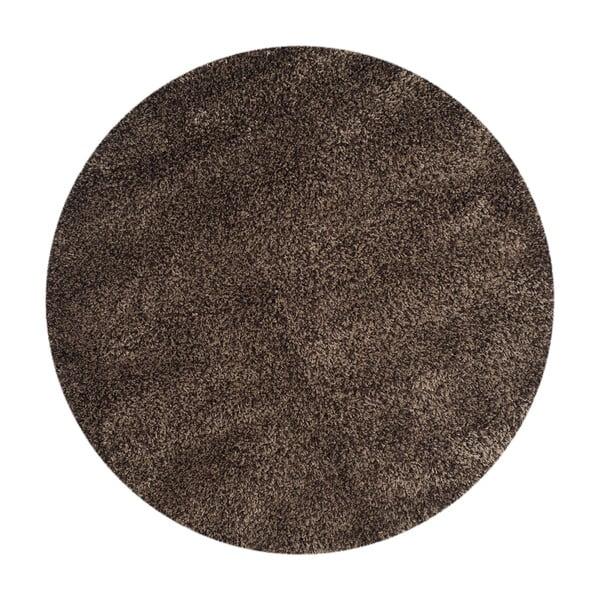 Crosby Brown szőnyeg, ø 121 cm - Safavieh