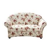Corona virágmintás kétszemélyes kanapé - Max Winzer