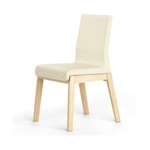 Kyla fehér tölgyfa szék - Absynth