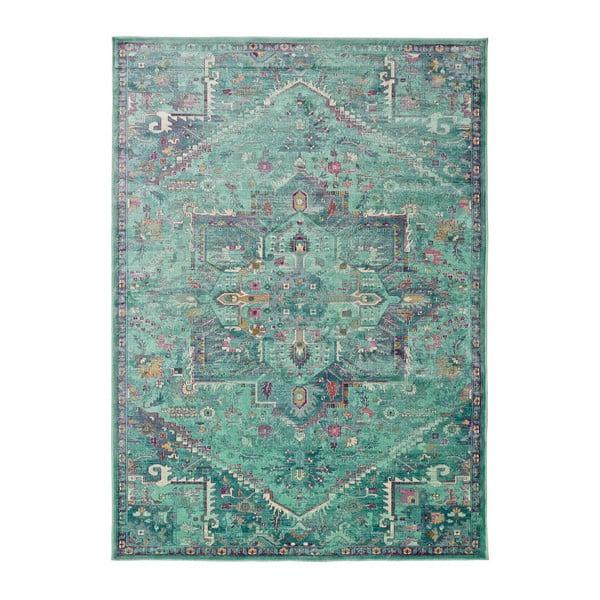 Lara Aqua türkiz szőnyeg, 120 x 170 cm - Universal