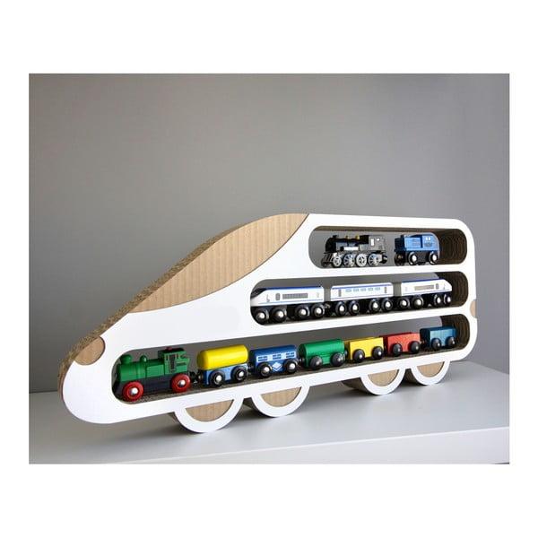 Lokomotiva fali polc - Unlimited Design for kids