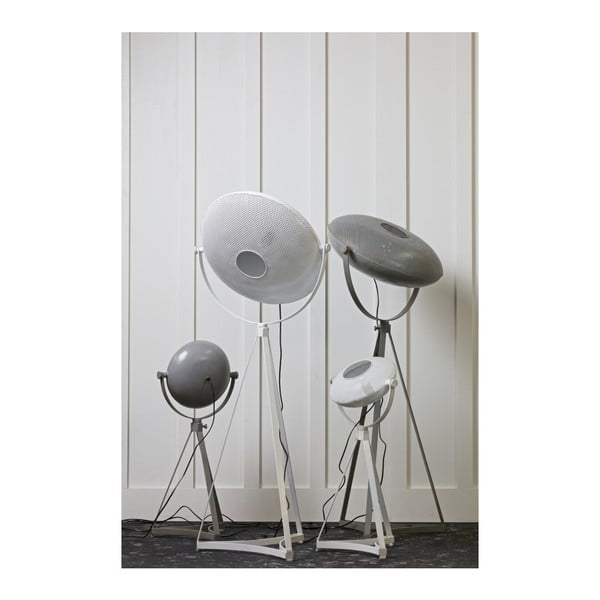 Blown asztali lámpa, szürke - BePureHome