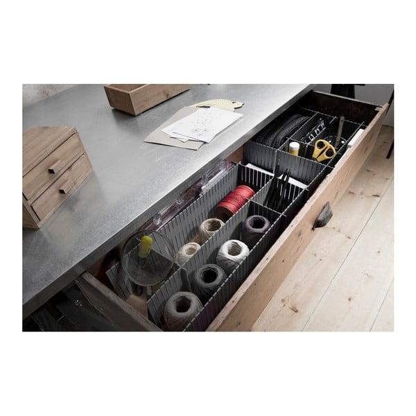 6 db-os fiókrendszerező szett - Compactor