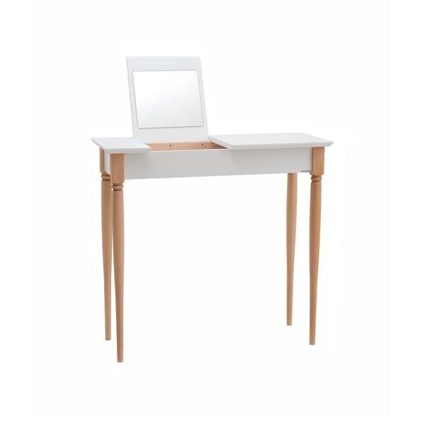 Mamo fehér fésülködőasztal, szélesség 65 cm - Ragaba