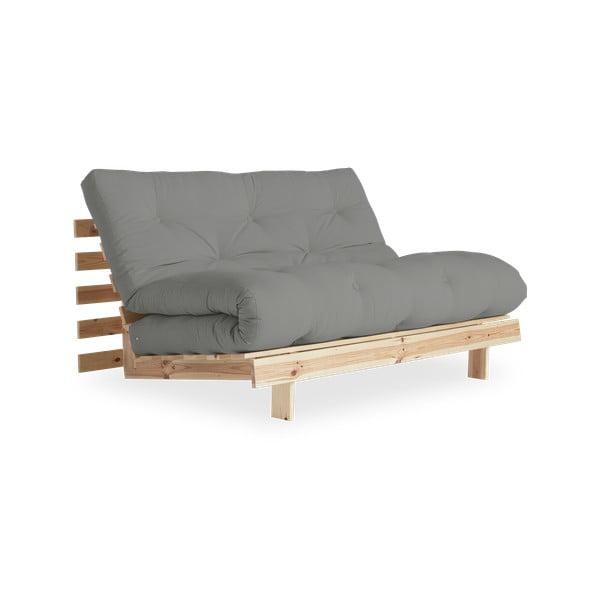 Roots Raw/Grey variálható kanapé - Karup Design