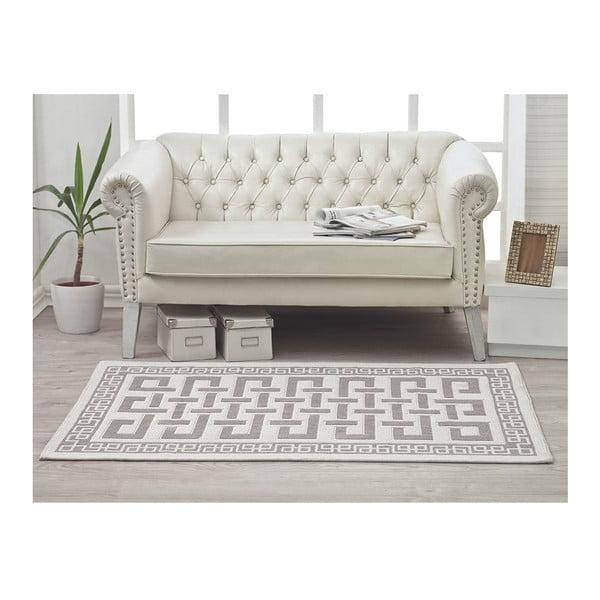 Cream Greece szőnyeg, 80 x 150 cm