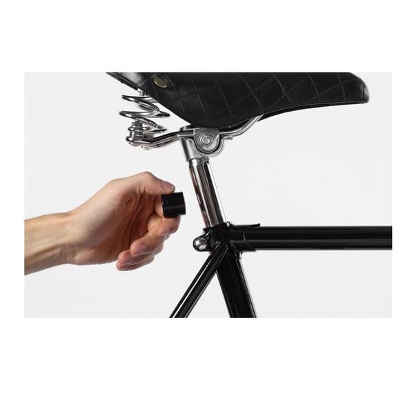 Lucetta antracitszürke mágneses kerékpárlámpa - Palomar
