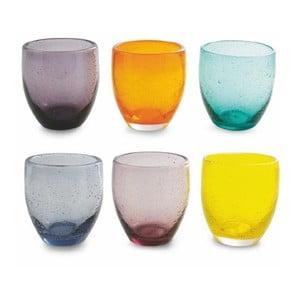 Cascina 6 db-os színes pohár készlet, 280 ml - Villa d'Este