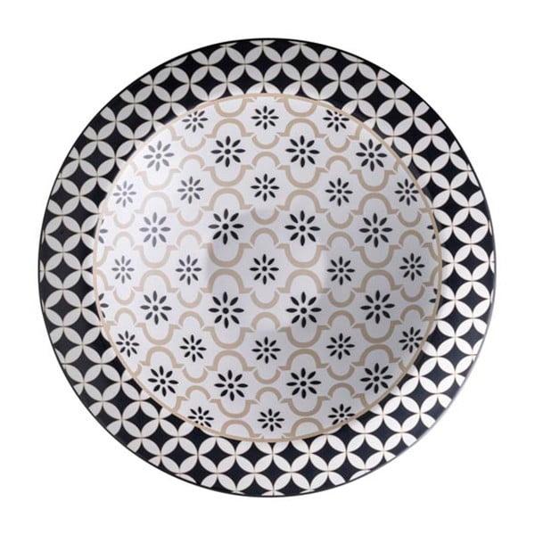 Alhambra kőcserép tálalótányér, ⌀ 40 cm - Brandani