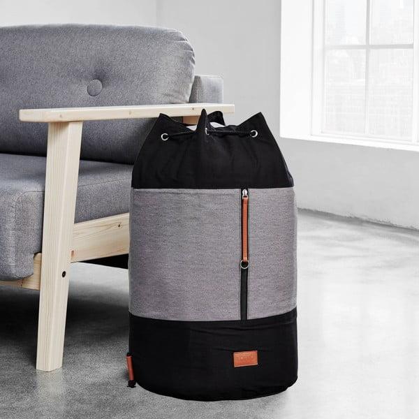 Roadie Black/Grey multifunkciós zsák - Karup Design