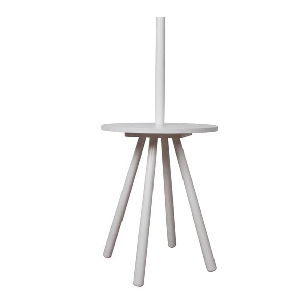 Table Tree fehér fogas rakodóasztallal - Zuiver
