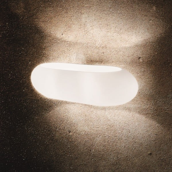 Blick fehér falilámpa - Evergreen Lights