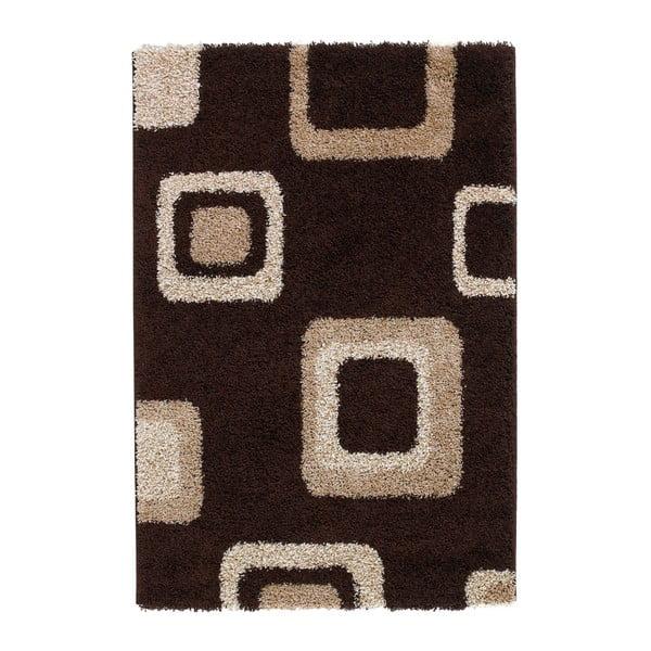 Majesty barna szőnyeg, 60 x 120 cm - Think Rugs