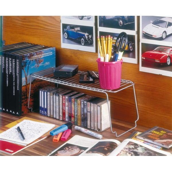 Polo konyhaszekrény kiegészítő polc, szélesség 19 cm - Metaltex