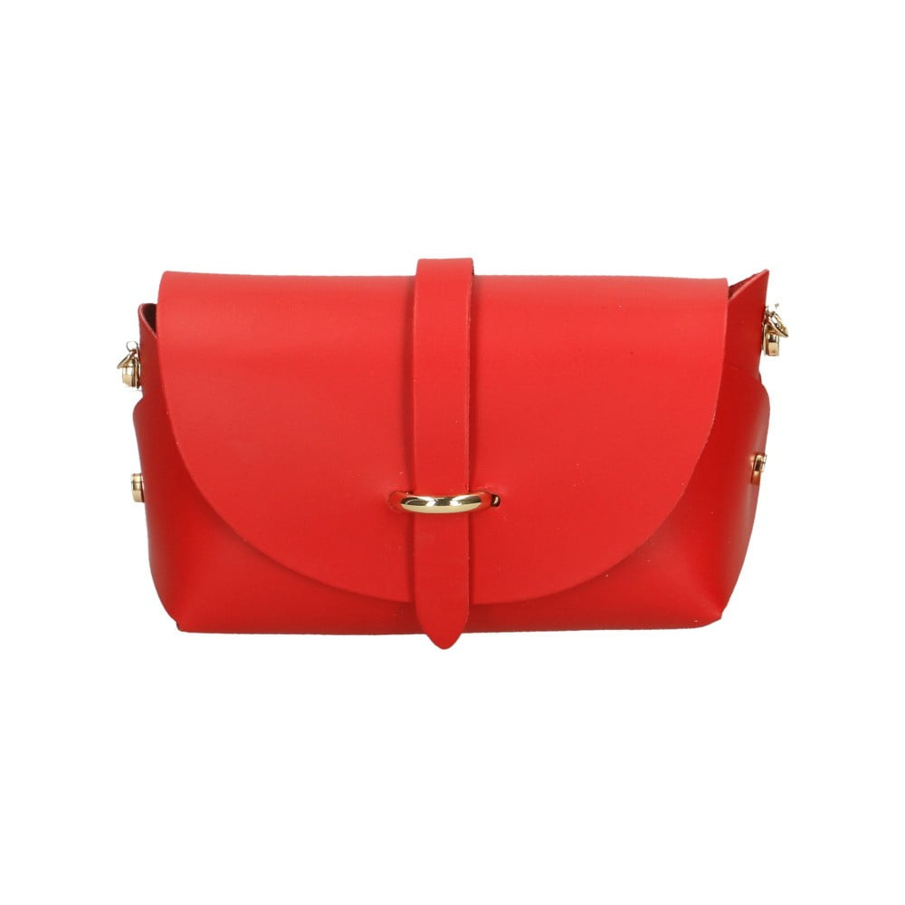 Sarita piros bőr retikül - Roberto Buono  7fa5a4c4e5