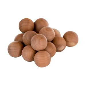 Cedar Balls 15 db-os cédrusfa golyó - Premier Housewares