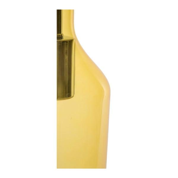 Bottle sárga függőlámpa - Mauro Ferretti