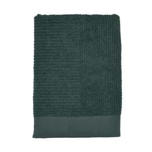 Classic sötétzöld törölköző, 70 x 140 cm - Zone