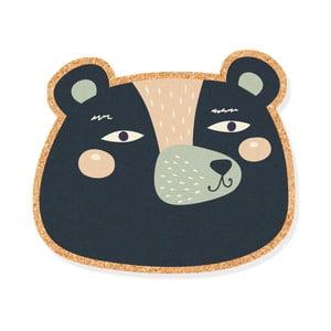Bear parafa tányéralátét - Little Nice Things