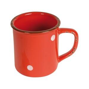 Cup Red piros porcelán bögre - Antic Line