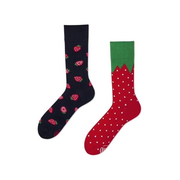 Strawberries zokni, méret: 39–42 - Many Mornings
