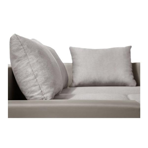 Aventure szürkésbarna kanapé, jobb oldalas - Interieur De Famille Paris