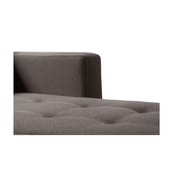 Succes világosbarna kanapé, jobb oldalas - Interieur De Famille Paris