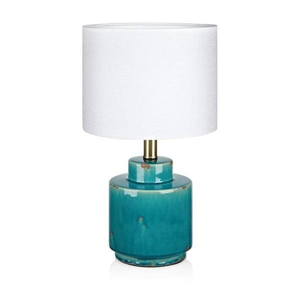 Cous kék-fehér asztali lámpa - Markslöjd