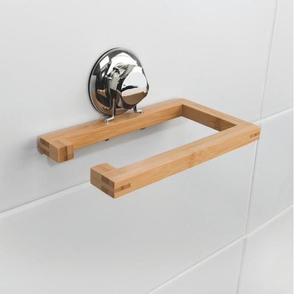 Bambusz fali WC-papír tartó - Compactor