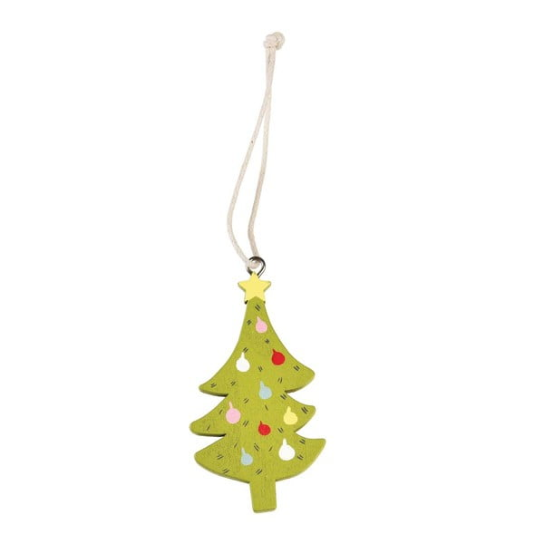 Tree fa karácsonyfadísz - Rex London