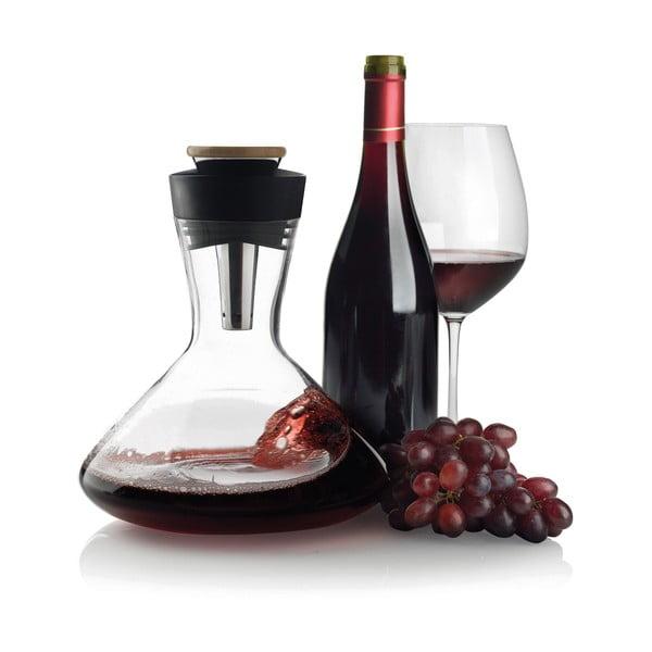 Aerato vörösbor dekantáló szellőztető kiöntővel, 750 ml - XD Design