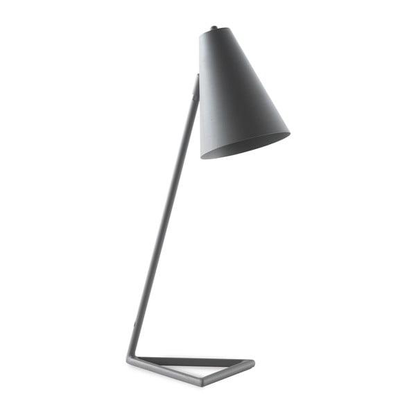 Simple szürke asztali lámpa - Geese